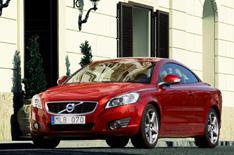 New Volvo C70 unveiled