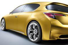New Lexus unveiled