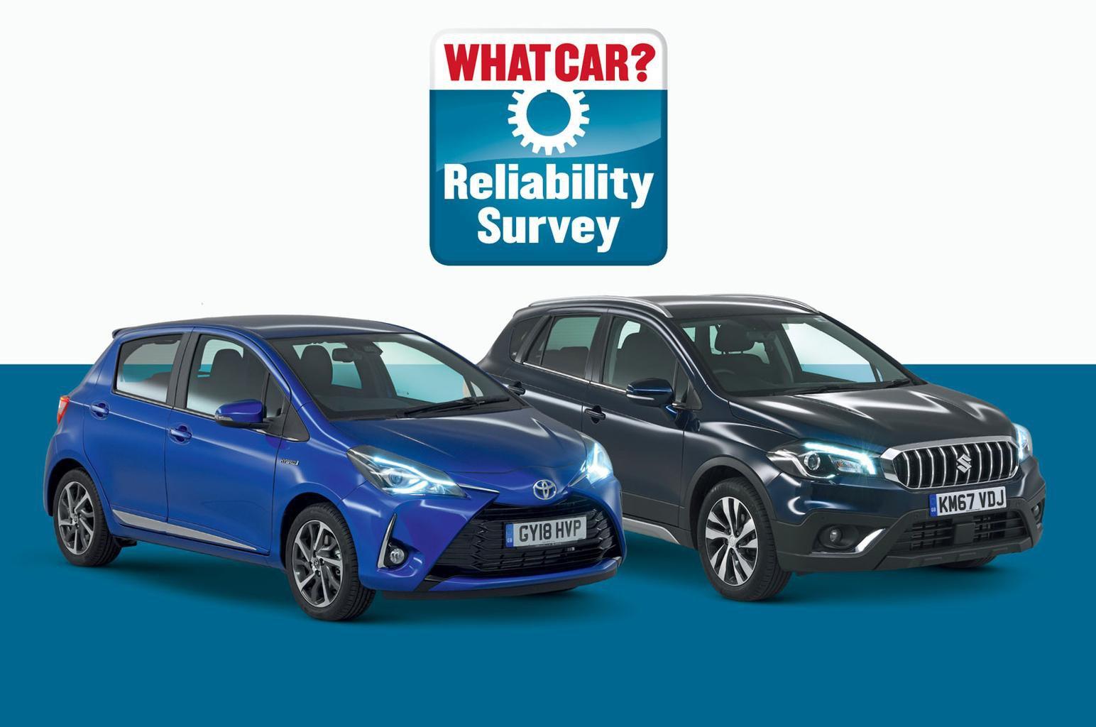 2018 What Car Reliability Survey