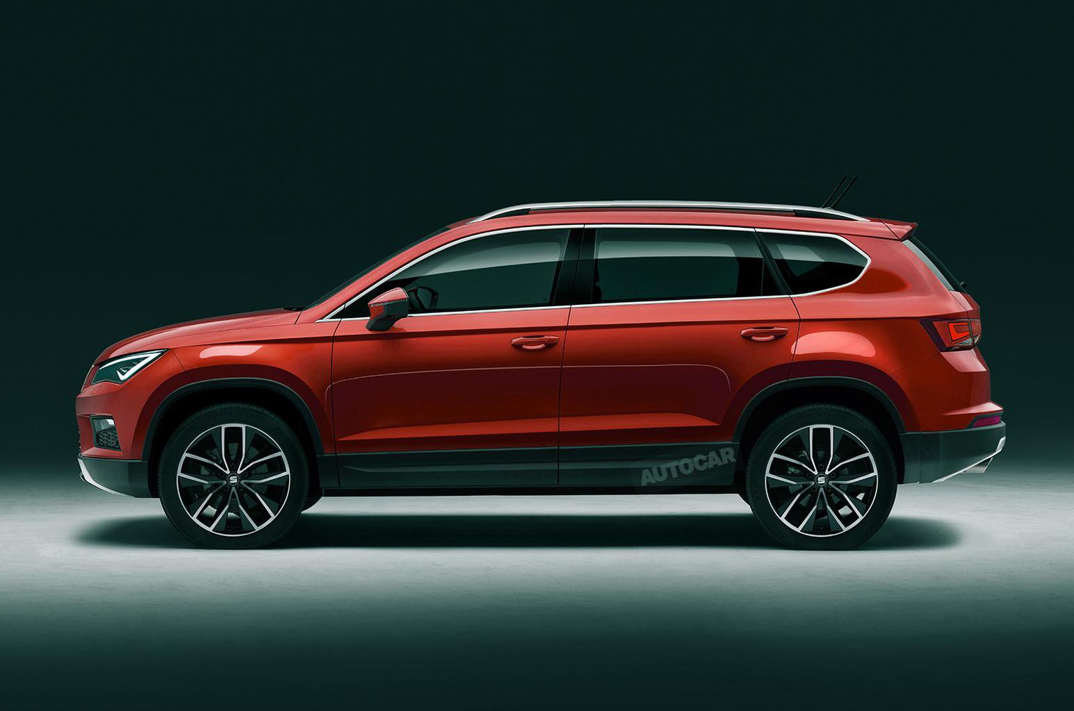 Seat confirms new large SUV for 2018