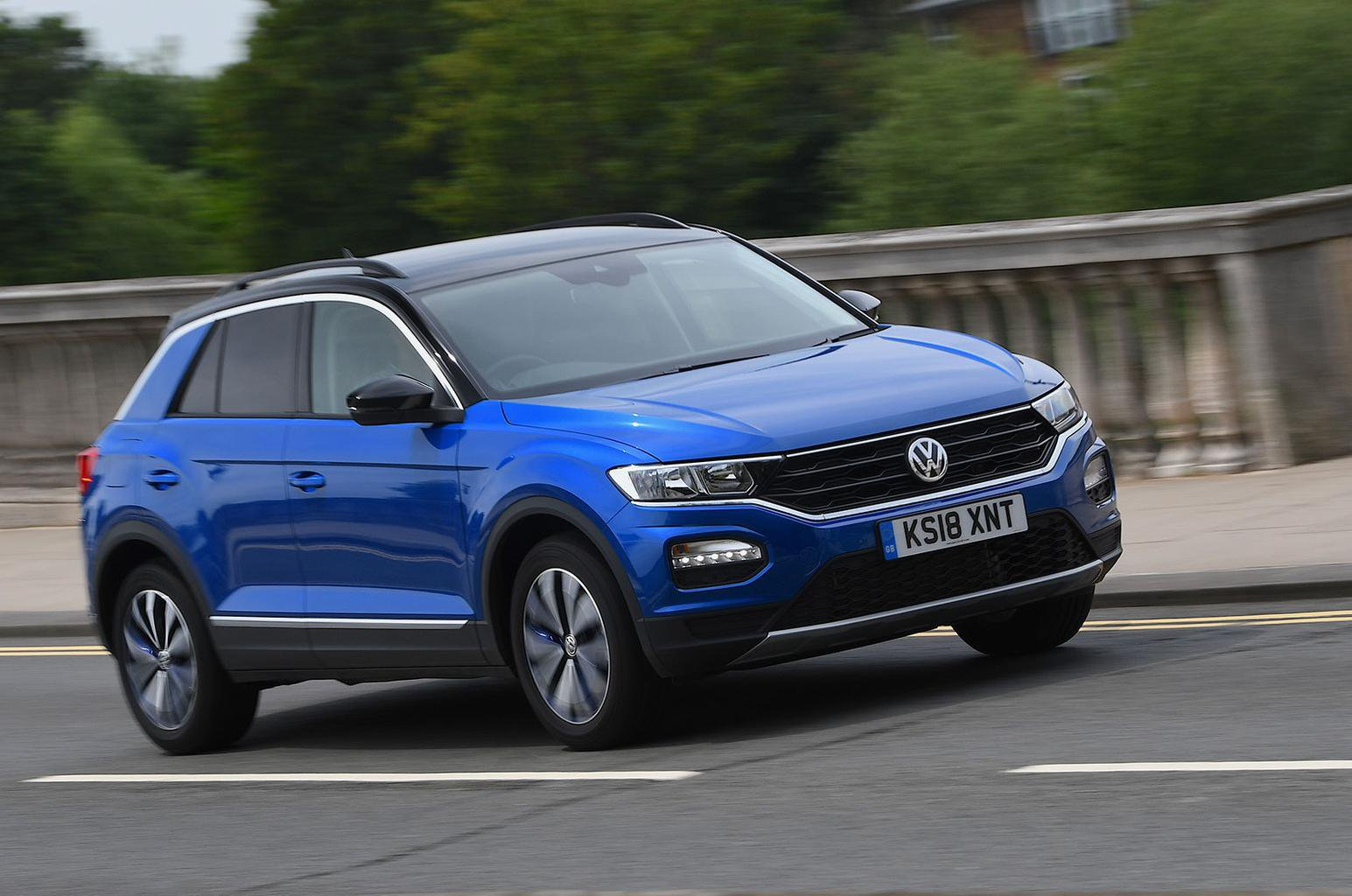 Volkswagen T-Roc long-term test review