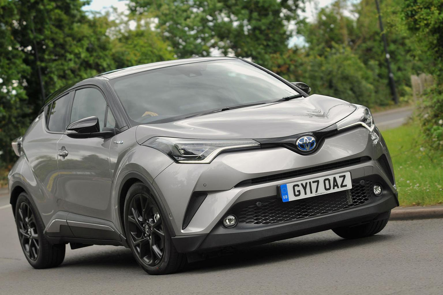 2017 Toyota C-HR Dynamic Hybrid Limited Edition review - price, specs and release date