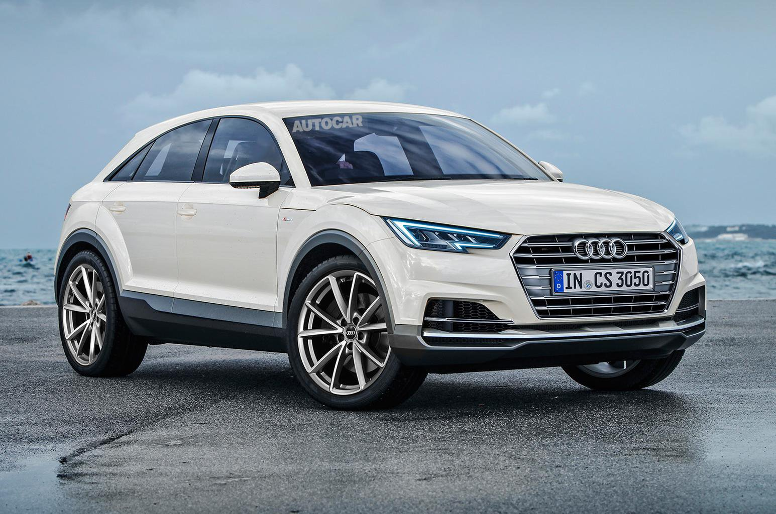 Audi Q4 SUV confirmed for 2019