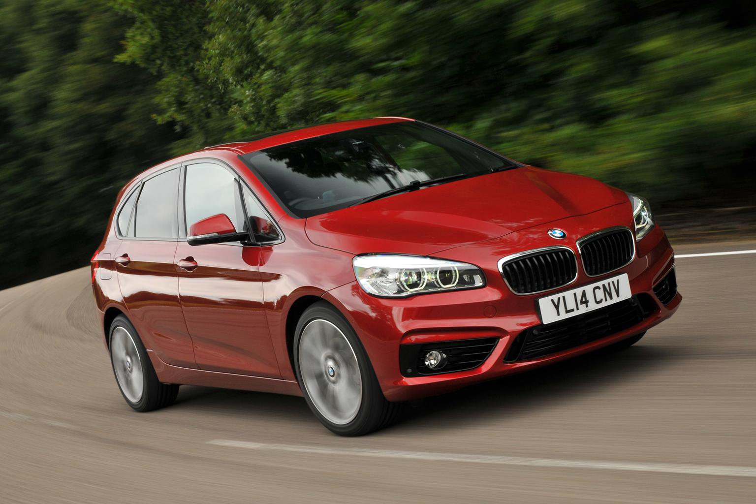 Deal of the Day: BMW 2 Series Active Tourer