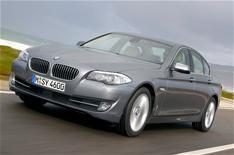 BMW 528i SE saloon review