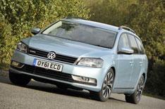 VW Passat Estate 1.6 TDI Bluemotion