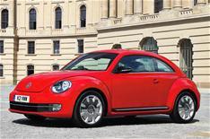 Volkswagen reveals Beetle prices