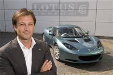 Lotus bullish over Aston Cygnet rival