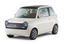 Honda plans electric future