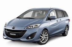 New Mazda 5: world debut