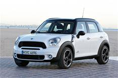 Mini Countryman: official pics
