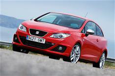 Seat launches Ibiza FR diesel