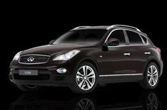 Exclusive VIP life with Infiniti EX