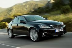 High value Lexus IS Advance arrives
