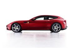 Ferrari reveals 4WD four-seater UPDATED