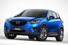 SUVs: Mazda - Mercedes