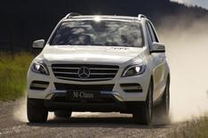 SUVs: Mercedes - Vauxhall