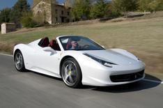 Coupes & convertibles: Ferrari - Jaguar