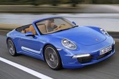 Coupes & convertibles: Porsche