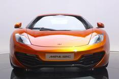 Performance cars: McLaren - Vauxhall