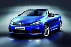 Volkswagen Golf R Cabriolet due in April