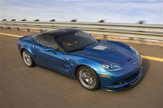 Corvette's ZR1 has power to surprise