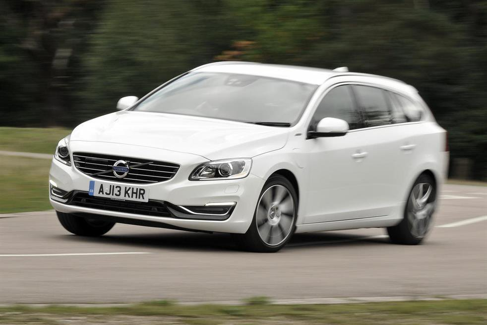 Deal of the day: Volvo V60 Plug-in Hybrid
