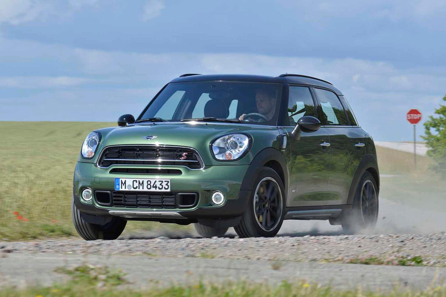 2014 Mini Countryman Cooper S and Cooper D review