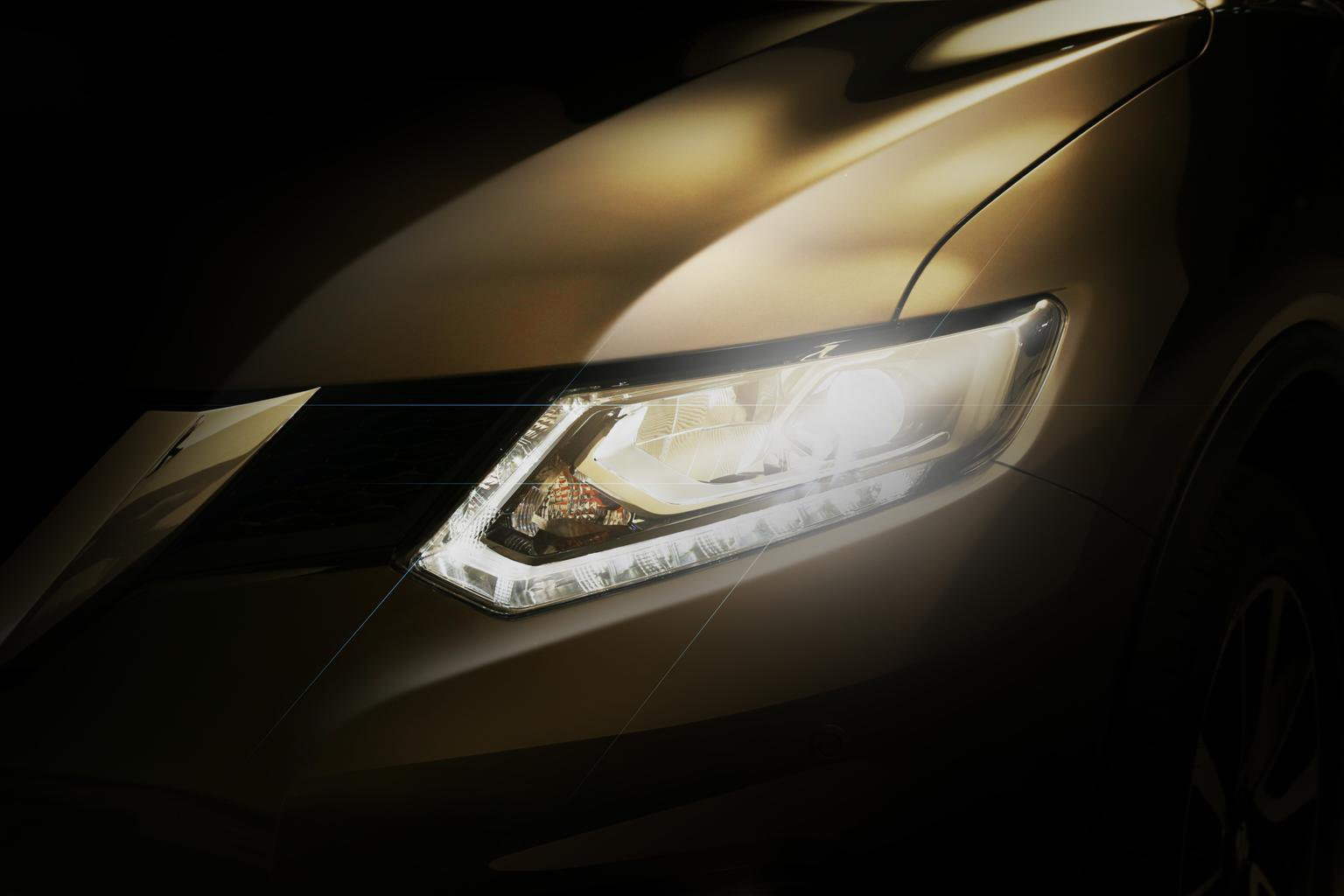 New Nissan X-Trail and Focus-rivalling hatch due in 2014
