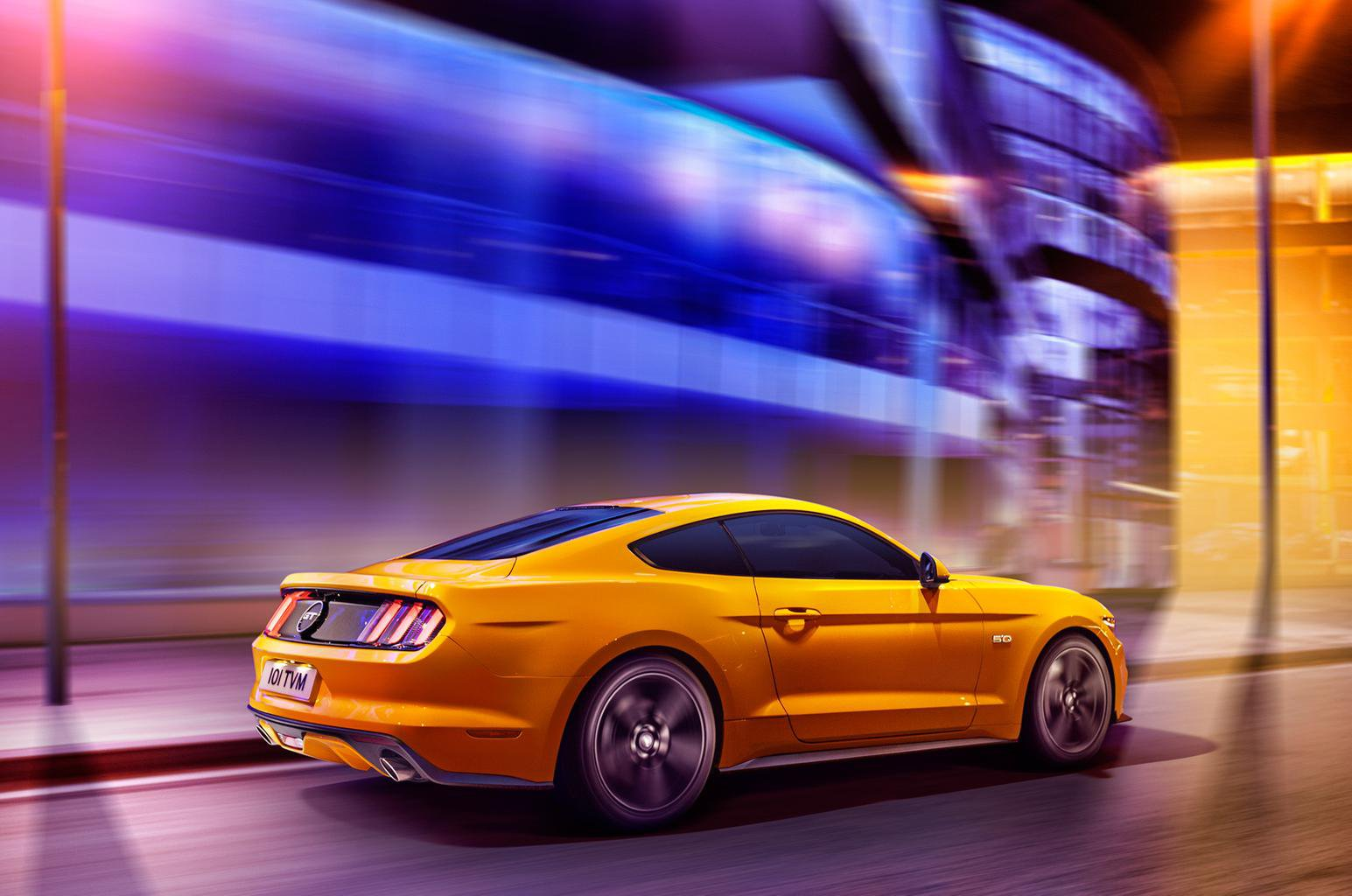 New 2015 Ford Mustang - pricing, on-sale date and engine details