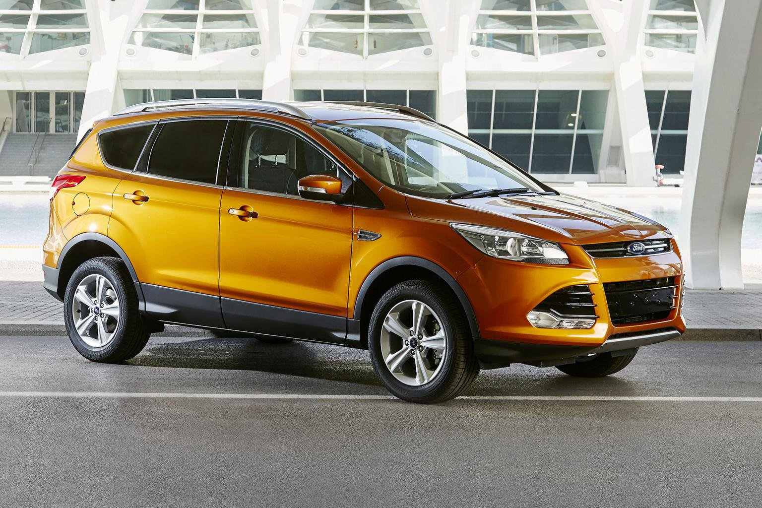 Ford Kuga upgrades announced