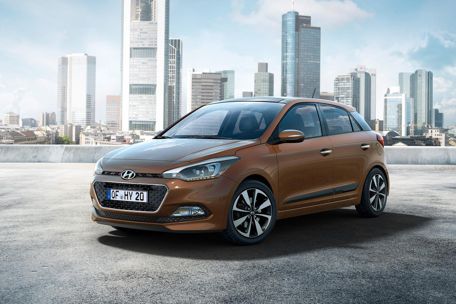 2015 Hyundai i20 revealed - full pricing, specs, pictures and video