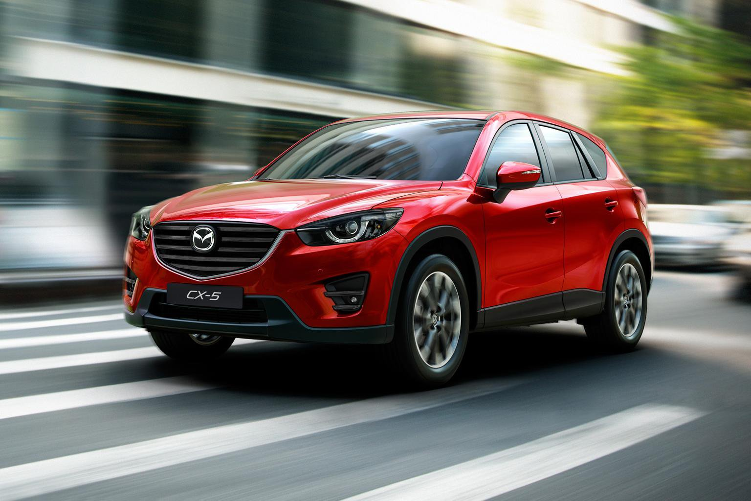 2015 Mazda CX-5 - full pricing, specs and engines