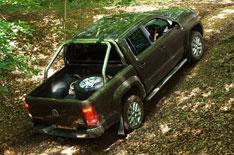 2012 VW Amarok review