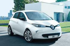 Free wall charger for Renault Zoe buyers