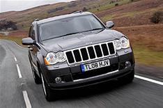 First drive: Jeep Grand Cherokee