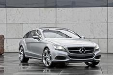 Mercedes Shooting Break concept revealed