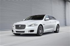 Beijing 2012: new Jaguar engines