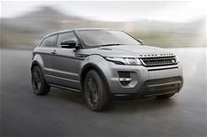 Range Rover Evoque with Victoria Beckham