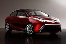 Beijing 2012: Toyota concept cars