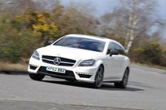 2013 Mercedes CLS63 AMG Shooting Brake