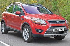 Ford Kuga range expanded