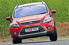 Ford Kuga to get new engine