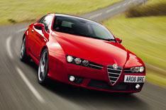 Prodrive's Alfa Romeo Brera S