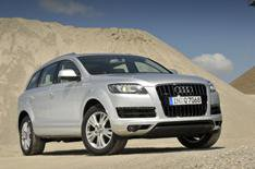 Audi Q7 3.0 TDI Clean Diesel driven