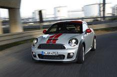 Mini Coupe from 16,640 (updated)