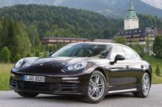 2013 Porsche Panamera review