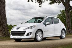 New greener Peugeot 207 launched