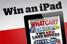Win an iPad on What Car?'s Facebook page