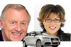 Audi A1 up for grabs at charity auction